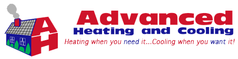 Advanced Heating & Cooling Logo